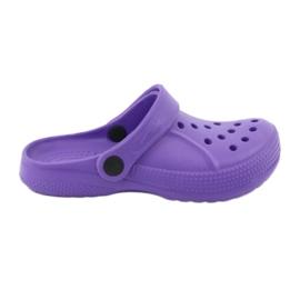 Befado purper Overig andere kinderschoenen - violet 159Y002
