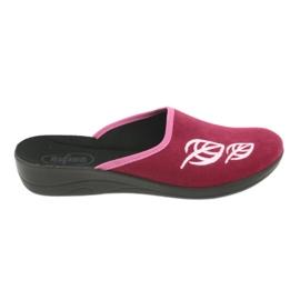 Befado roze Overweldig damesschoenen pu 552D003