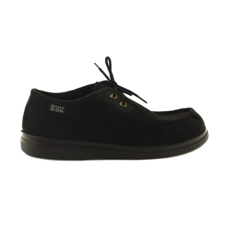 Befado damesschoenen pu 871D004 zwart