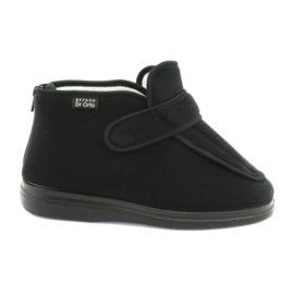 Befado zwart Zie schoenen voor dames pu orto 987D002