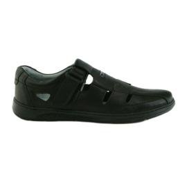 Grijs Riko schoen heren 851 sandalen