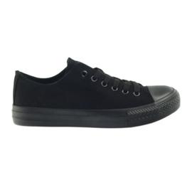 DK Sneakers zwart gebonden