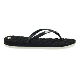 Flip-flops Big Star 274A145 zwart