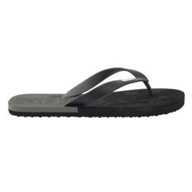 Slippers Big Star 174422 zwart