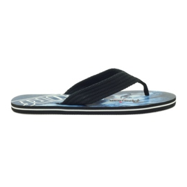American Club Amerikaanse herenschoenen SURF zwart