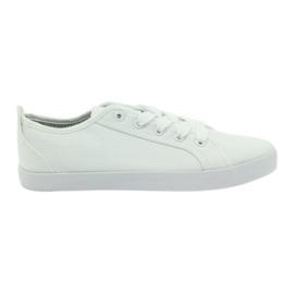 American Club Amerikaanse sneakers witte sneakers voor dames