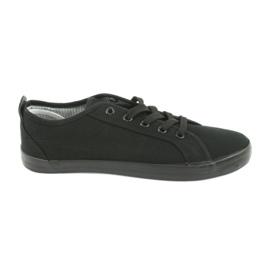 American Club Amerikaanse sneakers voor damessneakers zwart