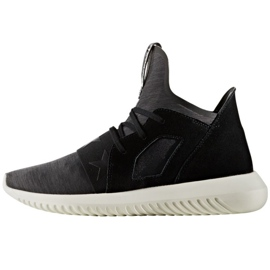 Adidas Originals Rita Ora Tubular Defiant Shoes In S80291 zwart