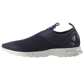 Marine Adidas Originals Zx Flux Smooth Slip On W schoenen S78958