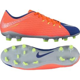Voetbalschoenen Nike Hypervenom Phelon Iii Fg M 852556-409