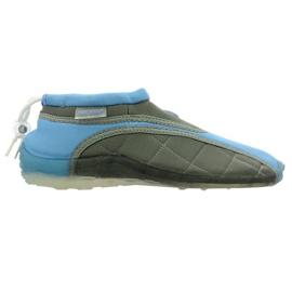 Aqua-Speed Jr. schoenen in neopreen blauw-grijs