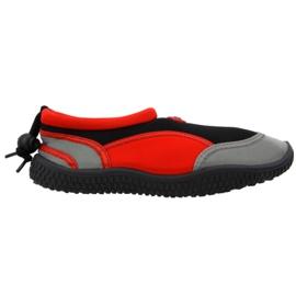 Aqua-Speed Jr rode neopreen strandschoenen