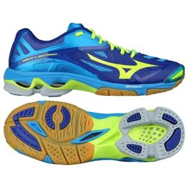 Volleybalschoenen Mizuno Wave Lightening Z2 M V1GA160043 blauw blauw