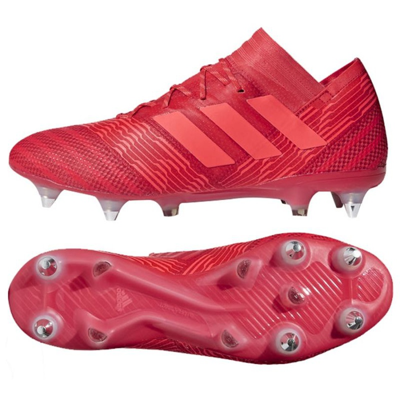Voetbalschoenen adidas Nemeziz 17.1 Sg M CP8944 rood rood