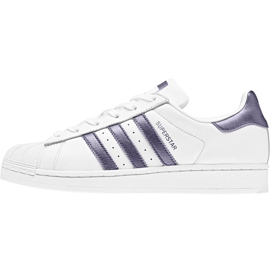 Adidas Originals Superstar-schoenen in CG5464 wit