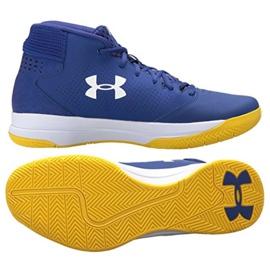 Basketbalschoenen Under Armour Jet Mid M 3020224-500