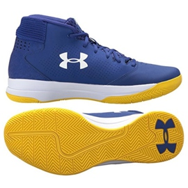 Basketbalschoenen Under Armour Jet Mid M 3020224-500
