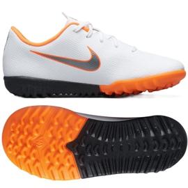Nike Mercurial VaporX 12 Academy Tf Jr AH7353-107 voetbalschoenen
