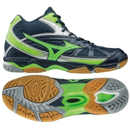 Mizuno Wave Hurricane 2 Mid M V1GA16164536 volleybalschoenen