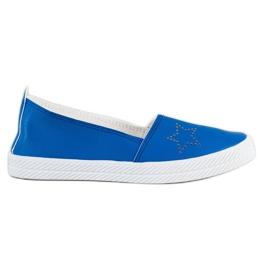 Kylie Slip-on sneakers blauw