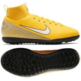 Voetbalschoenen Nike Mercurial Superfly 6 Club Neymar Tf Jr AO2894-710