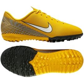 Nike Mercurial Vapor 12 Academy voetbalschoenen Neymar Tf Jr AO9476-710