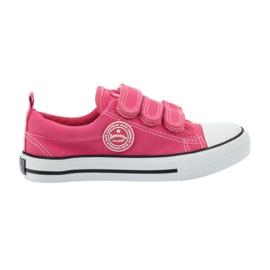 American Club roze Amerikaanse sneakers sneakers kinderschoenen