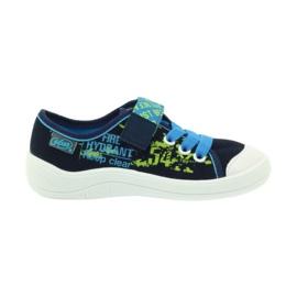 Befado kinderschoenen sneakers slippers 251x099