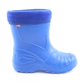Befado kinderschoenen galoskie-chabrowy 162P106 blauw