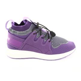 Befado purper Zie schoenen voor kinderen tot 23 cm 516X031