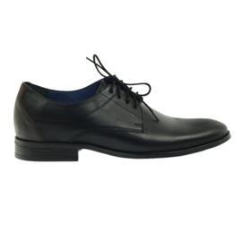 Zwarte Nikopol 1677-schoenen