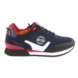 Big Star 174175 zwarte sneakers