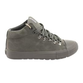 Grijs Grijze Big Star-sneakers 174176
