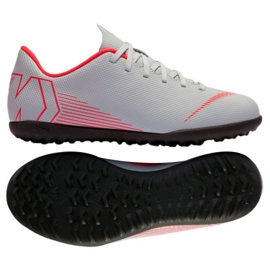 Nike Mercurial VaporX 12 clubvoetbalschoenen Tf Gs Jr AH7355-060