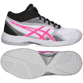 Volleybalschoenen Asics Gel-Task Mt W B753Y-100
