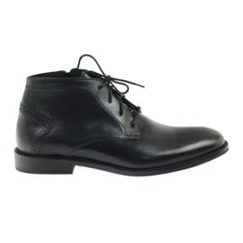 Laarzen winterlaarzen Badura 4663 zwart