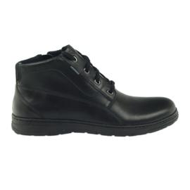 Laarzen winterlaarzen Badura 4655 zwart