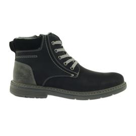 McKey Laarzen voor heren, zwart, gebonden 288