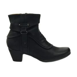 Laarzen zwart super comfortabel Aloeloe