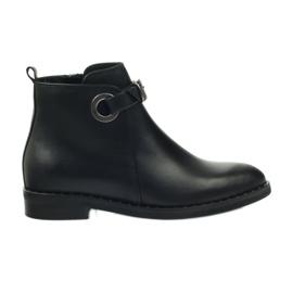 Edeo boots zwart 3243