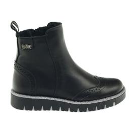 Boots geïsoleerd Ren But 3313 zwart