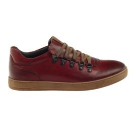 Rood Pilpol PC051 rode schoenen