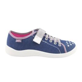 Befado blauw Zie schoenen voor kinderen 251Q109