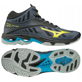 Volleybalschoenen Mizuno Wave Lighting Z4 Mid M V1GA180547