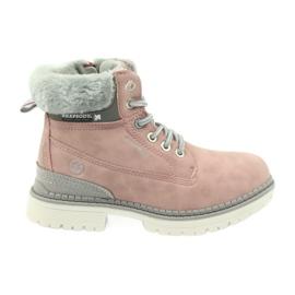 American Club Amerikaanse laarzen bootees winterlaarzen 708122