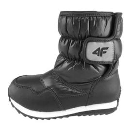 Winterschoenen 4f Jr HJZ18-JOBDW001 zwart