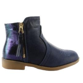 Marine Boots-confectie-laarzen K1647301 Marino
