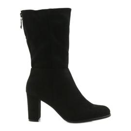 Laarzen zwarte laarzen Sergio leone