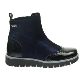 Ren But Warme laarzen Ren Boot 4379 marine blauw