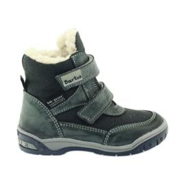 Bartuś Boote boots met membraan 006 raap grijs